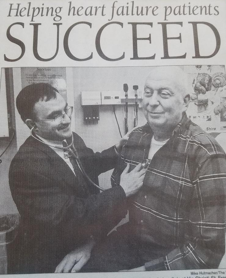 Heart Transplant patient: 17 Years SUCCEED-ING..