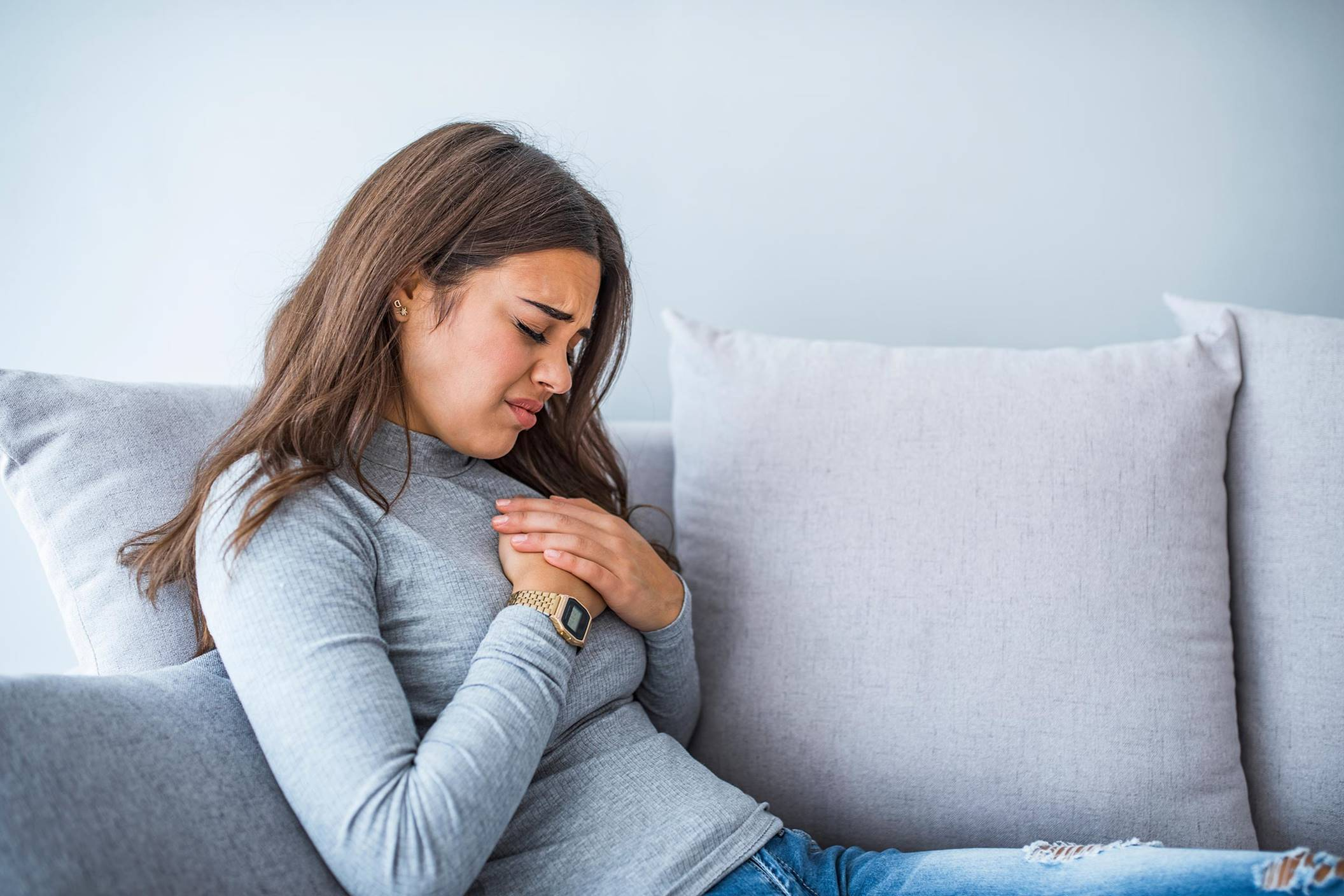 Is Your Chest Pain a Heart Attack or Anxiety?