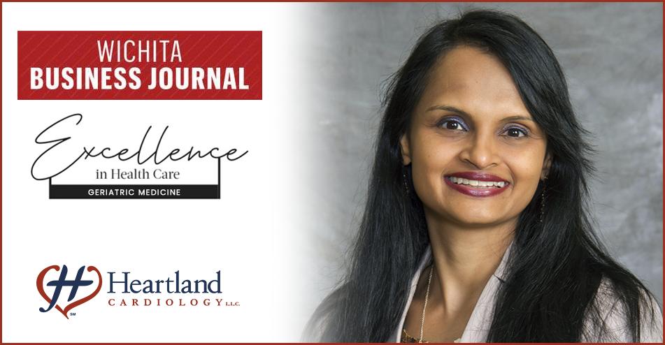 Dr. Shilpa Kshatriya, M.D., Awarded WBJ Excellence in Geriatric Medicine