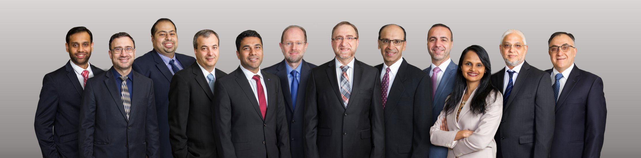 Our Physicians Group Photo