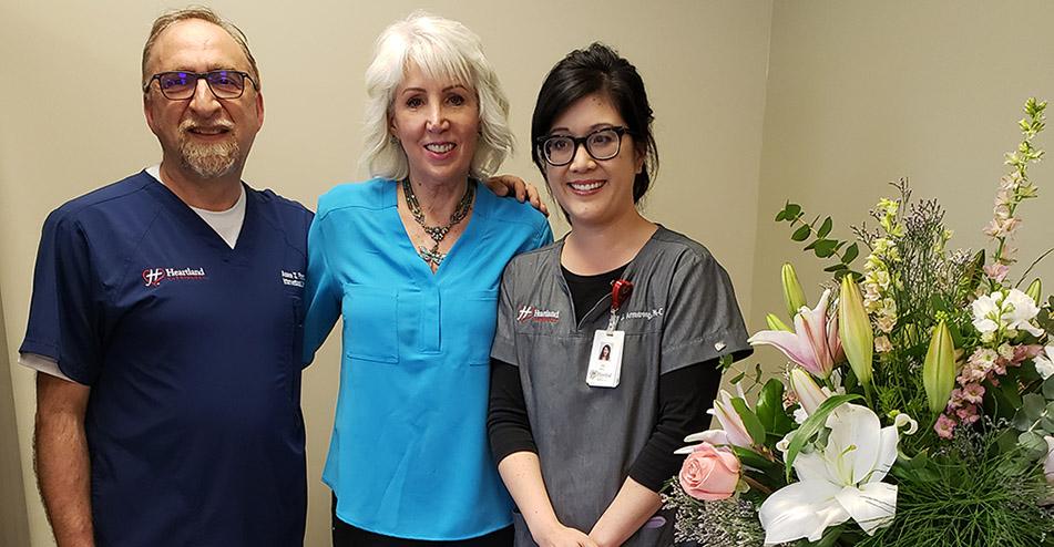 Lorette Blumberg, RN Announces Retirement