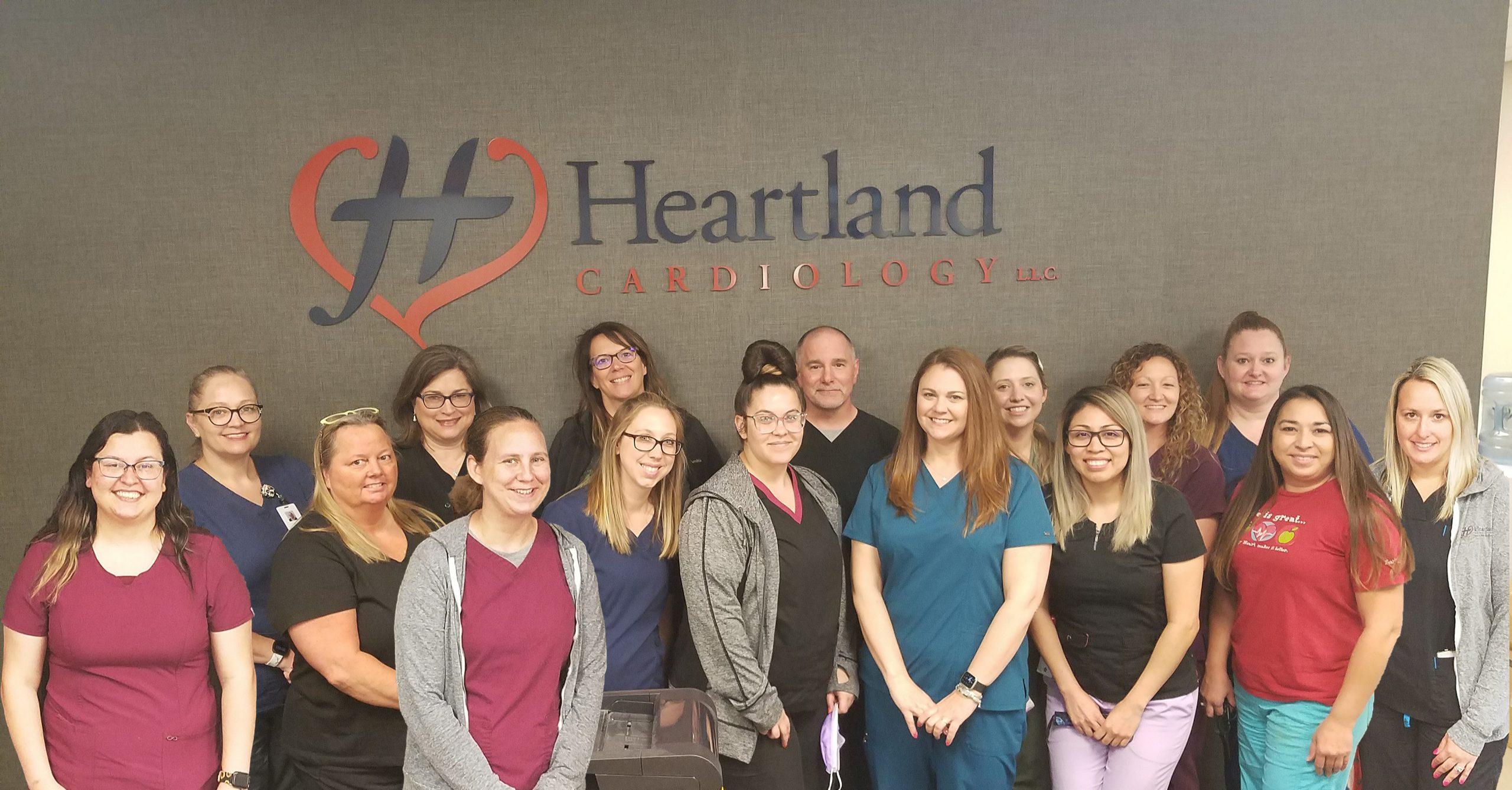 Heartland Cardiology is Celebrating Nurses Day